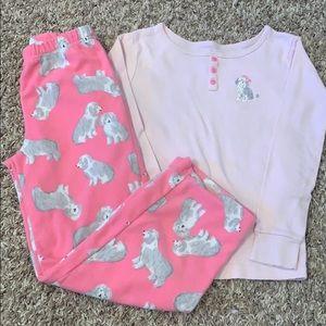 Carter's dog pajamas 🐩